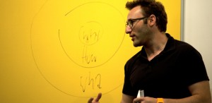 Simon Sinek - the Golden Circle