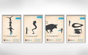 Internal communications campaign
