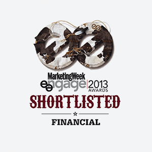 Marketing Week 2013 - Finalist