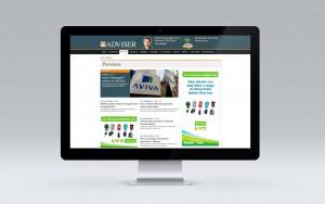 Ads for online calcualtor on trade websites