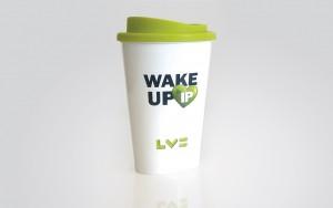 Events marketing - branded giveaways
