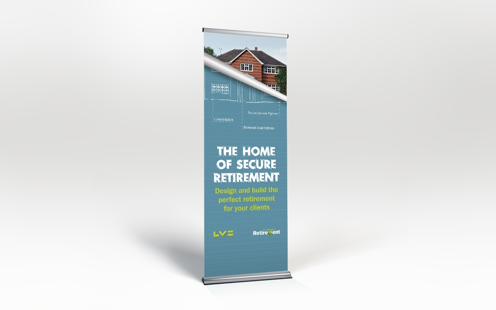 roll-up event banners