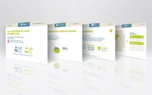 Intermediary marketing - website design