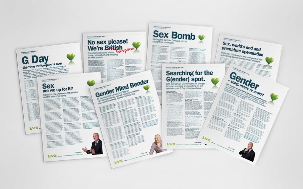 advertorials - integrated marketing campaign