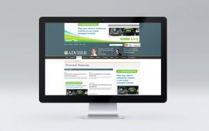 Banner advertising marketing agency