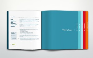 Original brochure design ideas from Moreish Marketing agency