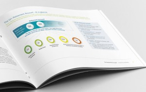 Product brochure design from Moreish Marketing agency
