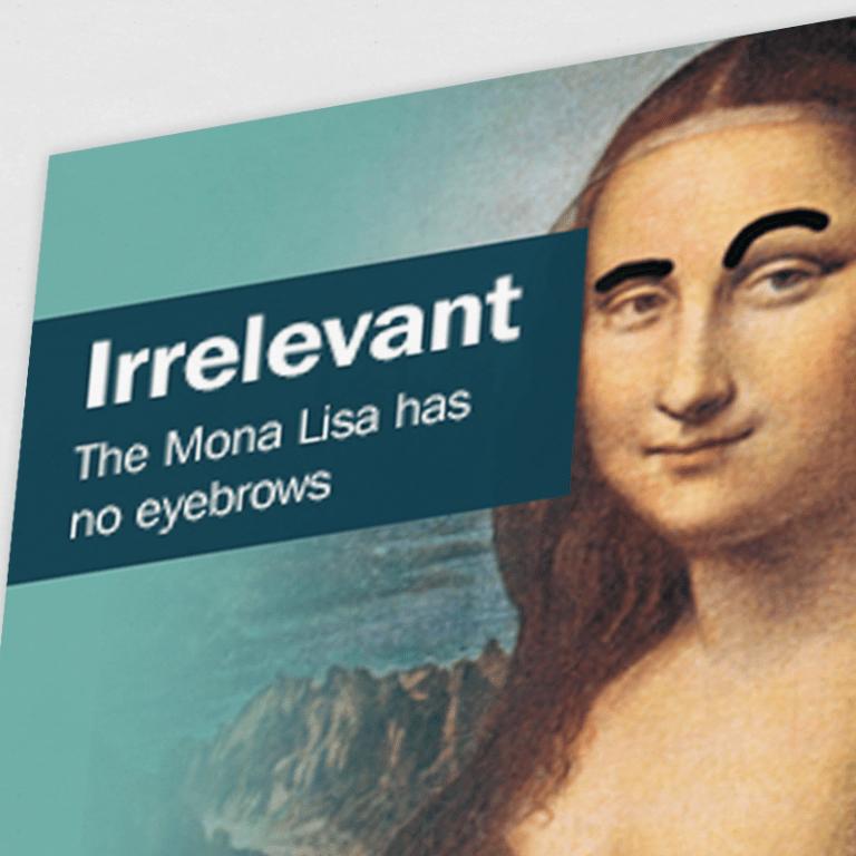 Irrelevant life Cover