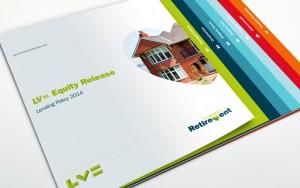 Innovative brochure design