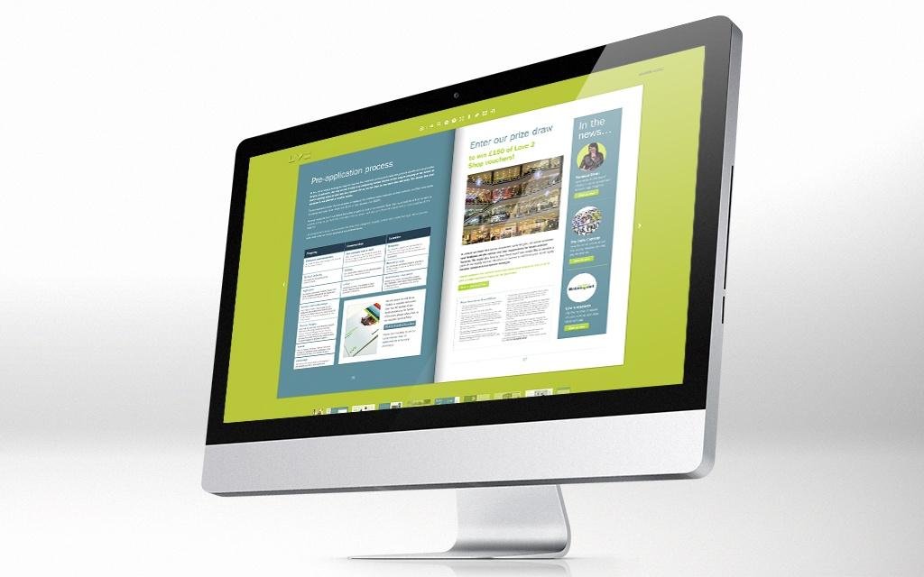 Digital format for the publication