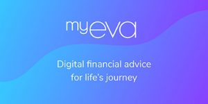 screenshot from myeva animated video as part of brand launch campaign