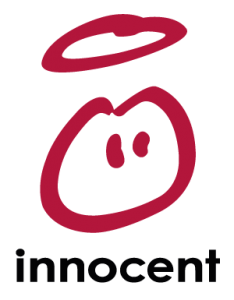 innocent company logo as example of good brand proposition