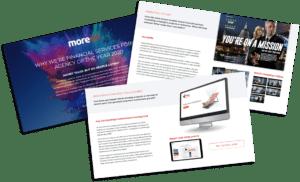 Award winning financial services marketing agency
