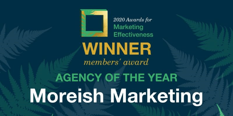Award winning financial services marketing agency