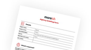 download agency briefing template