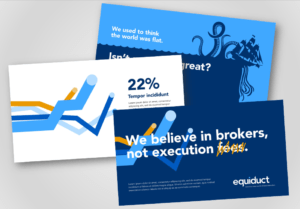 Equiduct brand refresh campaign imagery