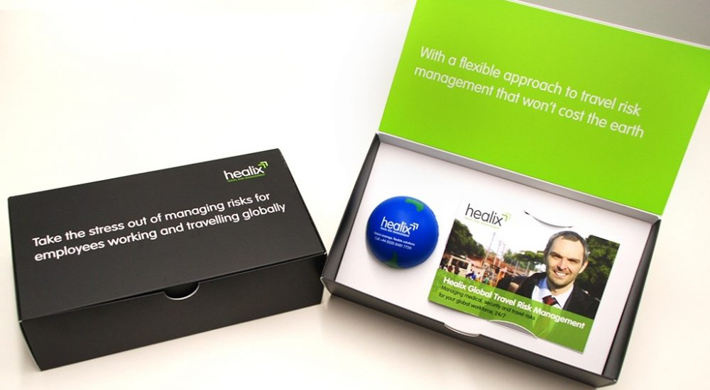 branded stress ball with logo
