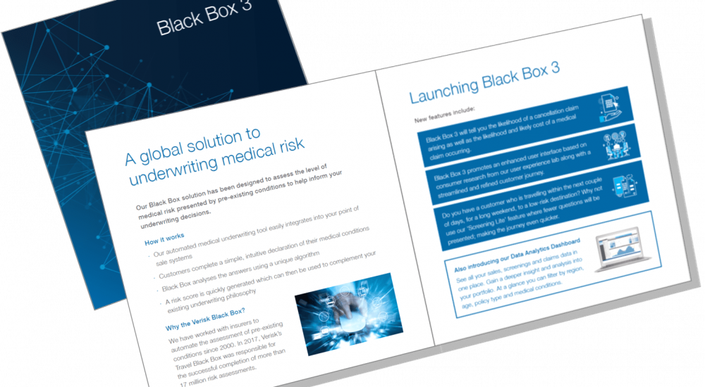 Black Box leaflet