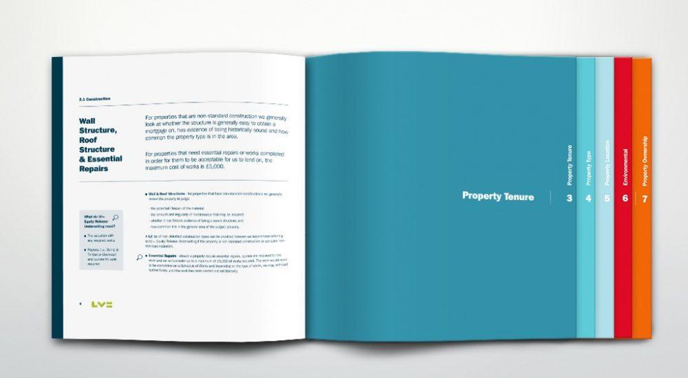 Original brochure design ideas from Moreish Marketing agency