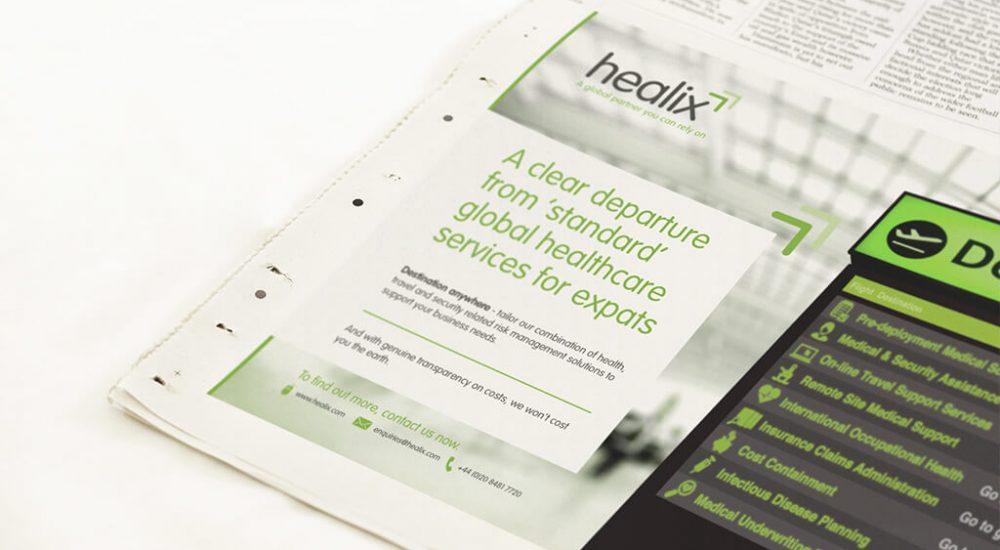 healix-ipmi-newspaper-ad-moreish-markeing-agency