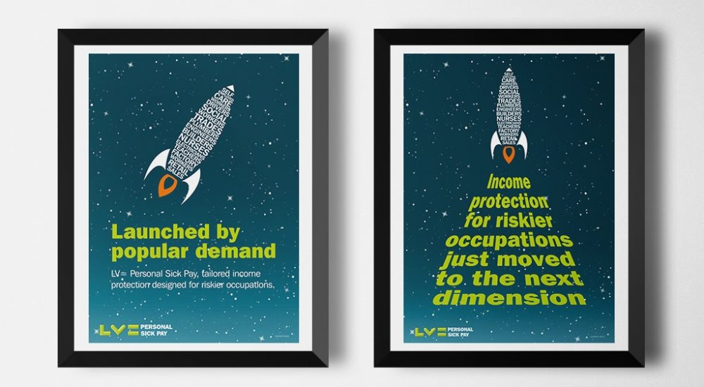 Promotional Posters for Financial Intermediaries
