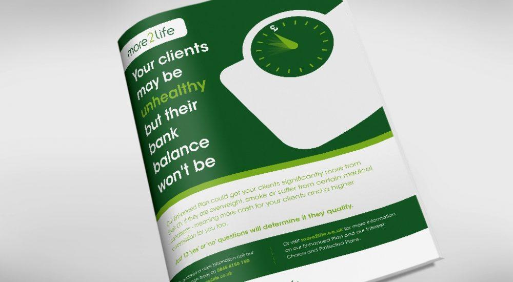 marketing agency for designing press ads