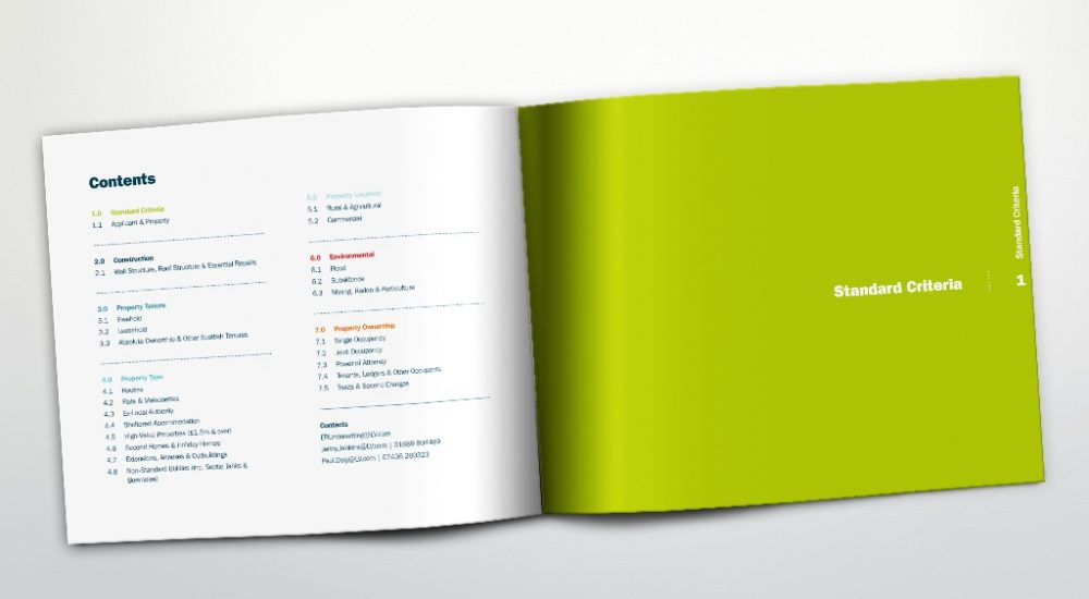 Brochure design agency